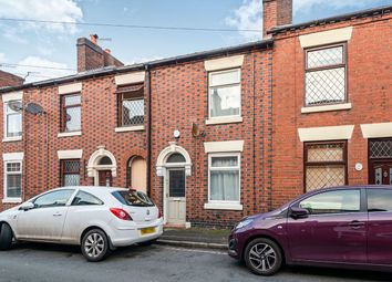 Thumbnail 2 bed terraced house for sale in Orchard Street, Newcastle