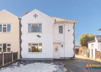 Thumbnail 3 bed semi-detached house for sale in Beech Avenue, Culcheth, Warrington