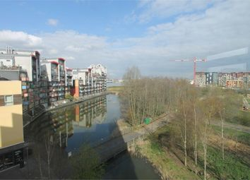 Thumbnail 3 bed flat to rent in Newton Lodge, West Parkside, London