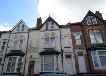 Thumbnail 5 bedroom terraced house for sale in City Road, Edgbaston, Birmingham