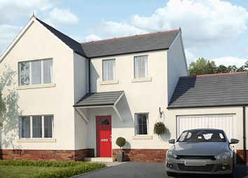Thumbnail 3 bed detached house for sale in Plot 12 Maes Y Llewod, Bancyfelin, Carmarthen, Carmarthenshire