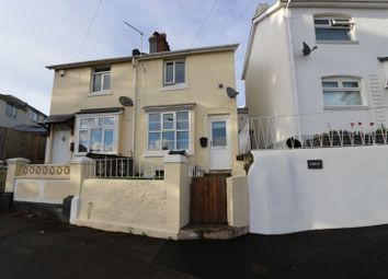 Thumbnail 2 bedroom semi-detached house for sale in Clennon Lane, Torquay