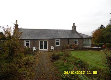 Thumbnail 2 bed detached bungalow to rent in Trinity Road, Brechin