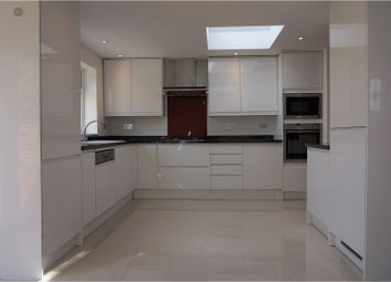 Thumbnail 3 bed end terrace house for sale in Martin Way, Raynes Park