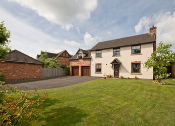Thumbnail 4 bed detached house for sale in St Peters Close, Malvern