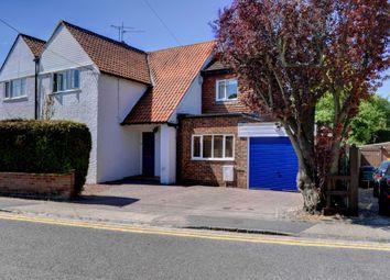 Thumbnail 3 bed semi-detached house for sale in Park Street, Princes Risborough
