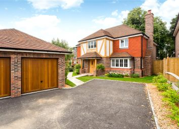 Thumbnail 5 bed detached house for sale in Ham Manor Private Estate, West Drive, Angmering, Littlehampton