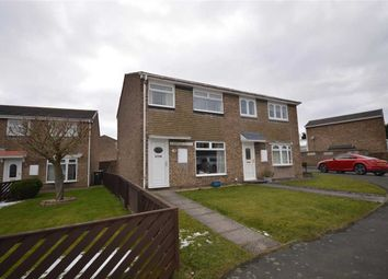 Thumbnail 3 bed semi-detached house for sale in Campion Drive, Tanfield Lea, Stanley