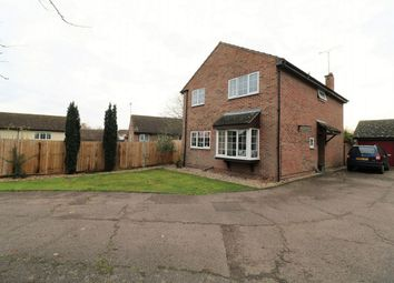 Thumbnail 4 bed detached house for sale in Barr Close, Wivenhoe, Essex