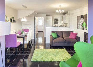 """Thumbnail 4 bedroom terraced house for sale in """"Rochester"""" at Colley Lane, Bridgwater"""