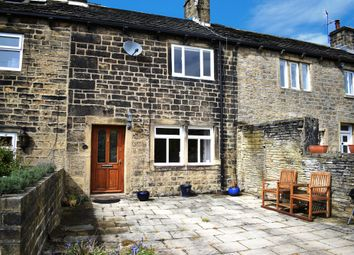 Thumbnail 2 bed cottage to rent in Windhill Old Road, Bradford