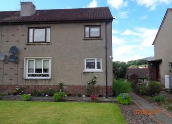 Thumbnail 1 bed flat to rent in Keilarsbrae, Sauchie, Alloa