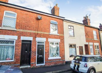 Thumbnail 2 bed terraced house for sale in Crossley Street, Ripley, Derbyshire