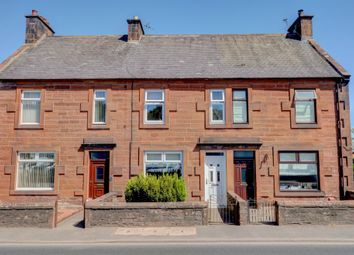 Thumbnail 3 bed terraced house for sale in Main Road, Locharbriggs, Dumfries