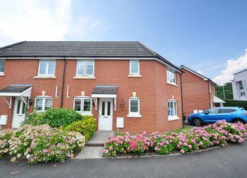 Thumbnail 2 bed semi-detached house for sale in Thorncliffe Road, St. Dials, Cwmbran
