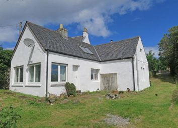 Thumbnail 4 bed detached house for sale in Broadford, Isle Of Skye