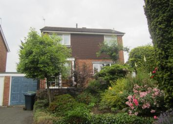 Thumbnail 3 bed detached house for sale in Abbotsfield Drive, Shrewsbury