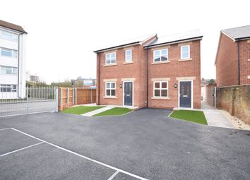 Thumbnail 2 bed semi-detached house for sale in Claremont Road, Gloucester, Gloucestershire