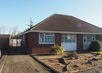 Thumbnail 2 bed semi-detached bungalow to rent in 45 Trevor Drive, Maidstone