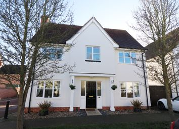 Thumbnail 6 bed detached house for sale in Shelley Avenue, Tiptree, Colchester