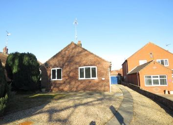 Thumbnail 3 bed detached bungalow for sale in Simpson Close, North Walsham