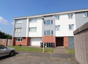 Thumbnail 3 bed flat to rent in Warwick Close, New Inn, Pontypool