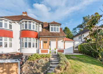 Hartley Down, Purley CR8. 3 bed semi-detached house