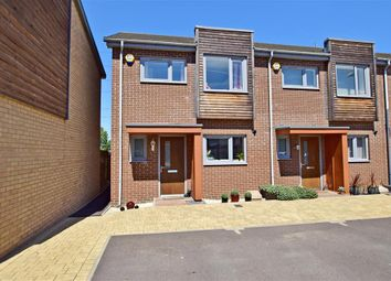 Thumbnail 2 bedroom end terrace house for sale in Sympathy Vale, Dartford, Kent