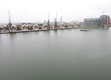 Thumbnail 1 bed flat for sale in Royal Docks, London