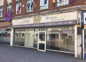 Thumbnail Retail premises to let in College Street, Swansea