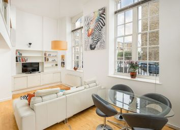 Thumbnail 2 bed flat for sale in Old School Square, London