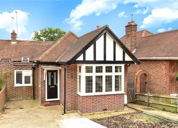 Thumbnail 3 bed semi-detached bungalow for sale in Southwood Drive, Surbiton