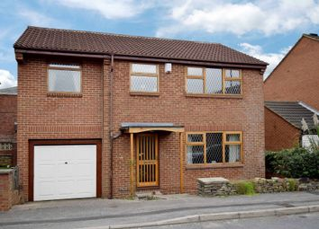 Thumbnail 4 bed detached house for sale in The Hawthorns, Ossett