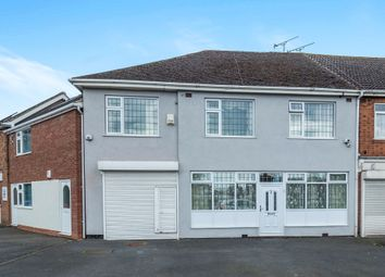 Thumbnail 4 bed semi-detached house for sale in Bagshaw Close, Ryton On Dunsmore, Coventry