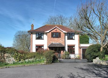 Thumbnail 3 bed detached house for sale in Old Aust Road, Almondsbury, Bristol