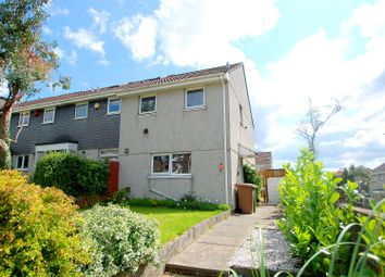 Thumbnail 3 bedroom end terrace house for sale in Findon Gardens, Plymouth