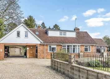 Thumbnail 5 bed detached house for sale in Wootton, Boars Hill