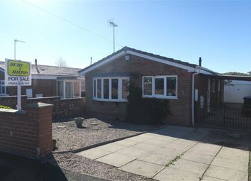 Thumbnail 3 bed detached bungalow for sale in Beswick Close, Cheadle, Stoke-On-Trent