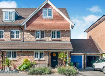 4 bed terraced house for sale in Woodlands Way, Hastings, East Sussex TN34