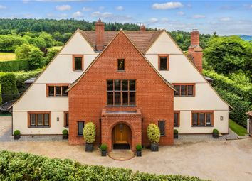 Thumbnail 6 bed detached house for sale in Warwicks Bench Lane, Guildford, Surrey