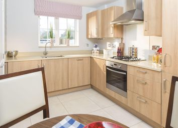 "Thumbnail 3 bed semi-detached house for sale in ""Barwick"" at Flansham Lane, Felpham, Bognor Regis"
