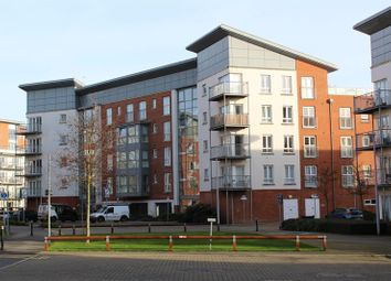 Thumbnail 1 bed flat for sale in 3 Avenal Way, Poole Quarter, Poole