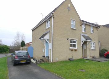 Thumbnail 2 bed semi-detached house for sale in Laneward Close, Shipley View, Derbyshire