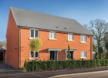 "Thumbnail 3 bed end terrace house for sale in ""The Beech"" at Hyde End Road, Shinfield, Reading"
