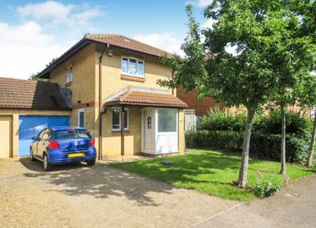 Thumbnail 2 bed link-detached house for sale in Goodwood, Great Holm, Milton Keynes