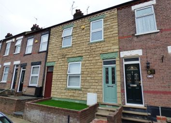 Thumbnail 3 bed terraced house for sale in St. Pauls Road, Luton