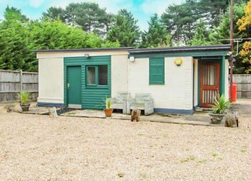 Thumbnail 1 bed bungalow to rent in Lyne Acres Farm, Lyne