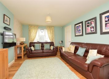 Thumbnail 4 bed detached house for sale in Pannell Drive, Hawkinge, Folkestone, Kent