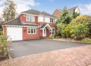 Thumbnail 4 bed detached house for sale in Cae Garw Bach, St Fagans