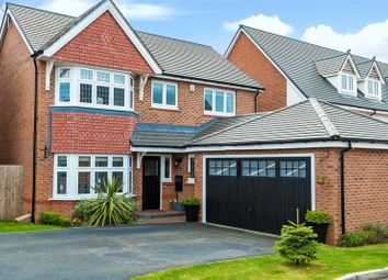 Thumbnail 4 bed detached house for sale in Stone Mason Crescent, Ormskirk